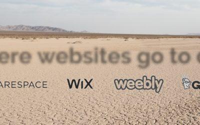 diy is website death